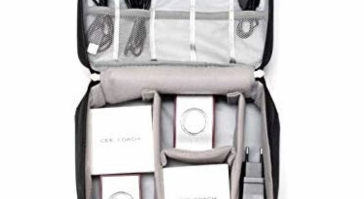 Ceecoach Duo Set Red with Carrying Bag – Teacher to student communication