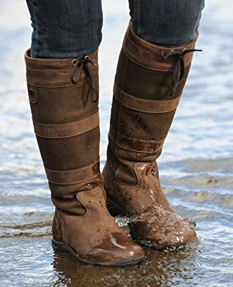 Dublin River Boots with Waterproof Membrane and Widths