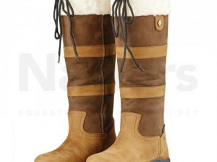Dublin Ladies Eskimo Boots II Dark Brown