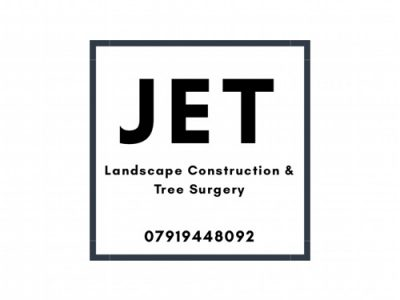JET landscapes and groundworks
