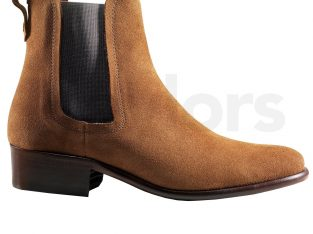 Fairfax & Favor Ladies Chelsea Boot Tan 20% off