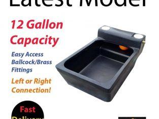 Titan High Quality 12 Gallon Horse/Cattle Drinker Agri Water Trough
