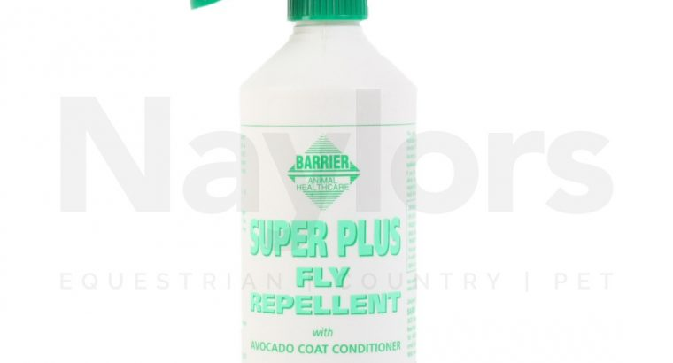Barrier Super Plus Fly Repellent Spray 500ml