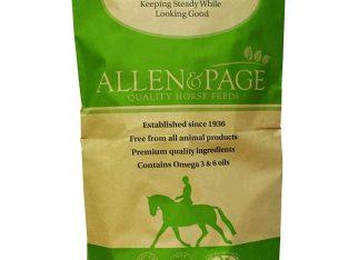 Allen & Page Quiet Cubes Horse Feed, 20 kg