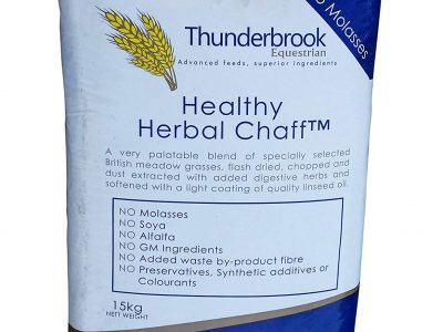 Thunderbrook Healthy Herbal Chaff 15kg – Free delivery