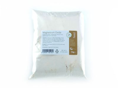 MAGNESIUM OXIDE – Mag Ox Calmer – Horse Equine Supplement – 100g to 4kg