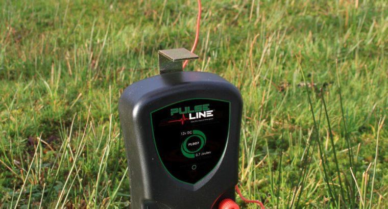 Electric Fence Fencing Energiser 12V