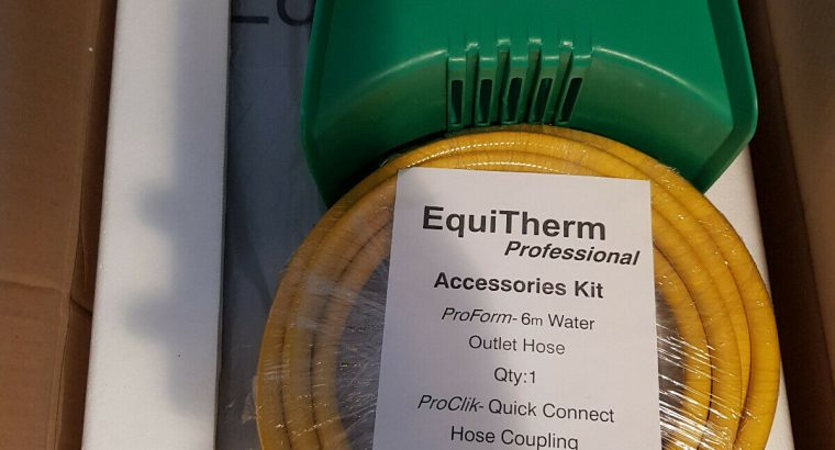EquiTherm Professional Hot Water Horse Wash Shower Heavy Duty & High Performance Outside-gas bottle