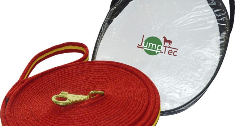 Jumptec Padded Lunging Rein