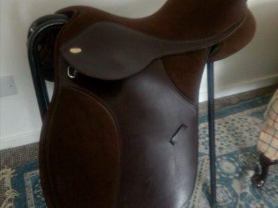 Thorowgood T4 GP saddle