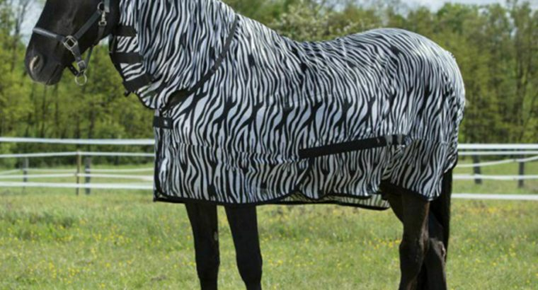 Riding World Combo Fly Rug Horse Protection Turnout Combo Mesh Sheet Lightweight