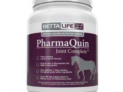 BettaLife Pharmaquin Joint HA Complete Joint Supplement 400g for Horses