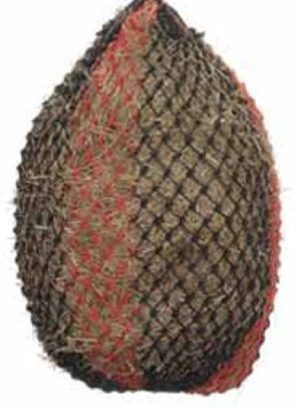 Shires Deluxe Extra Strong Small Mesh Holes 1.75″ Large 45″ Haynet Haylage Net