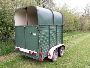 Rice Horse Box Trailer Double Horsebox