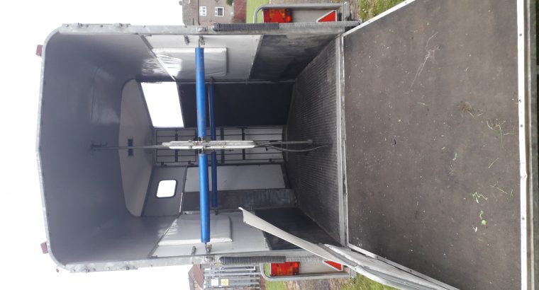 James George 2005 Model Horsebox for Sale