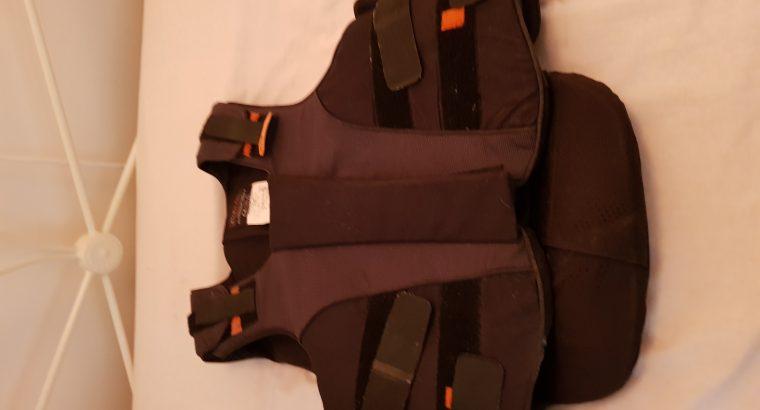 BETA Airwear Ladies Outlyne body protector