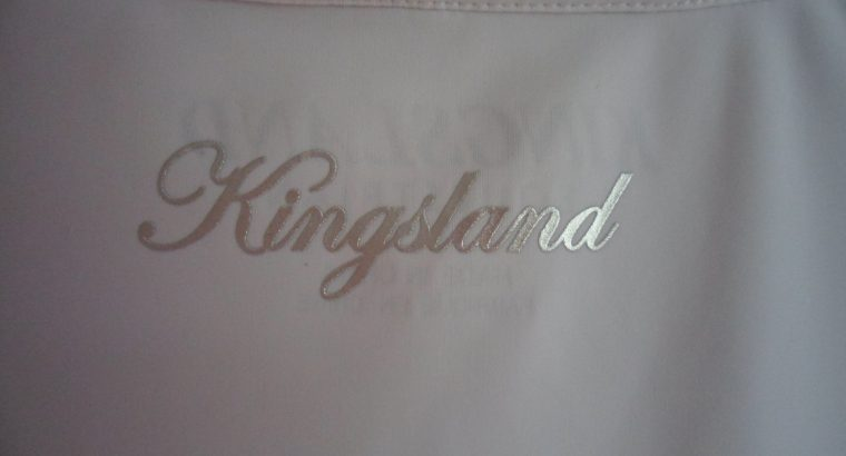 Kingsland Kelso Ladies Show Shirt – Brand New – Si